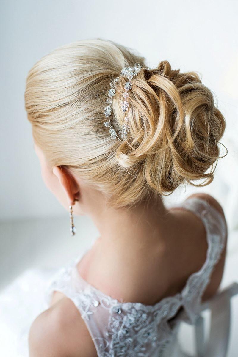 Красивые прически на Свадьбу