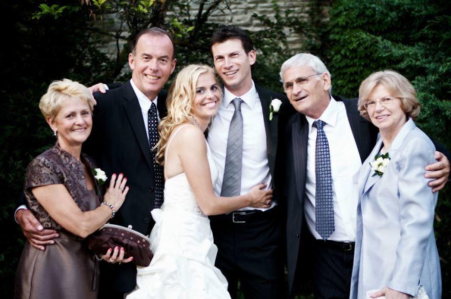 Родители на Свадьбе фото