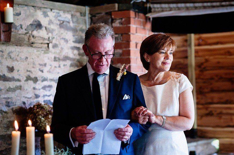 Свадьба, родители невесты