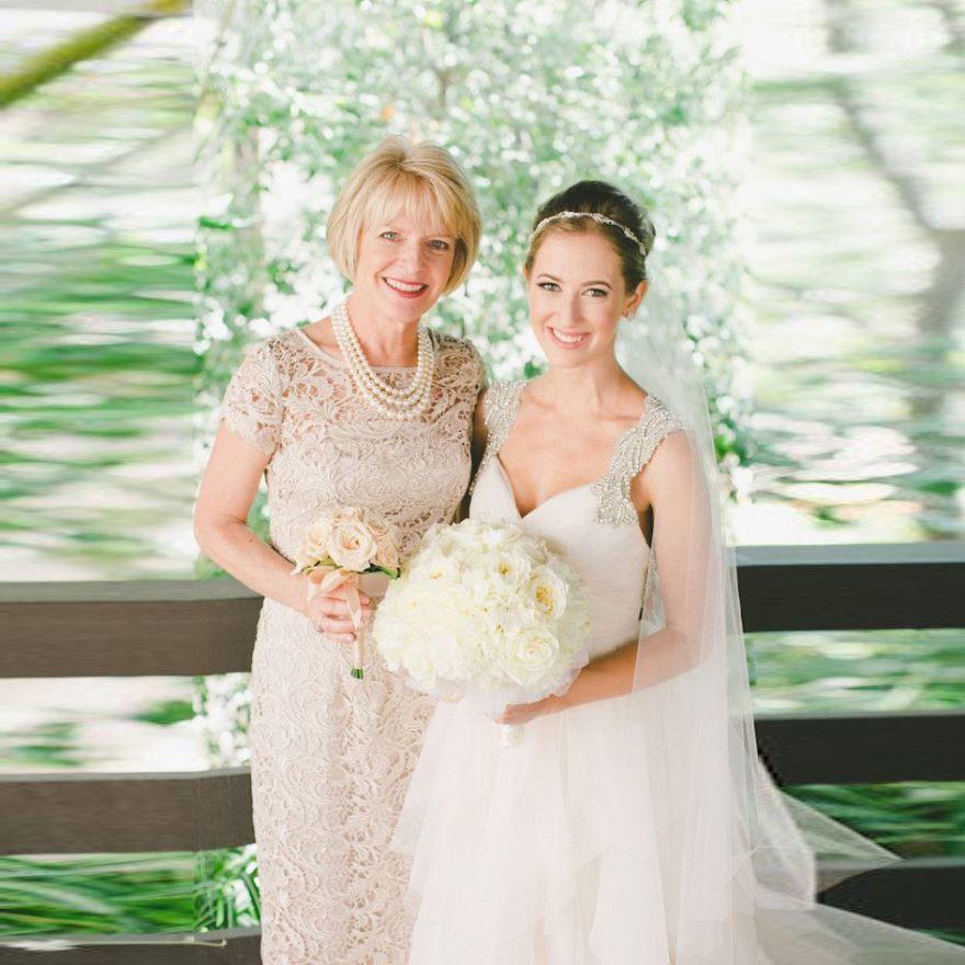 Мама невесты на Свадьбе, красивое фото