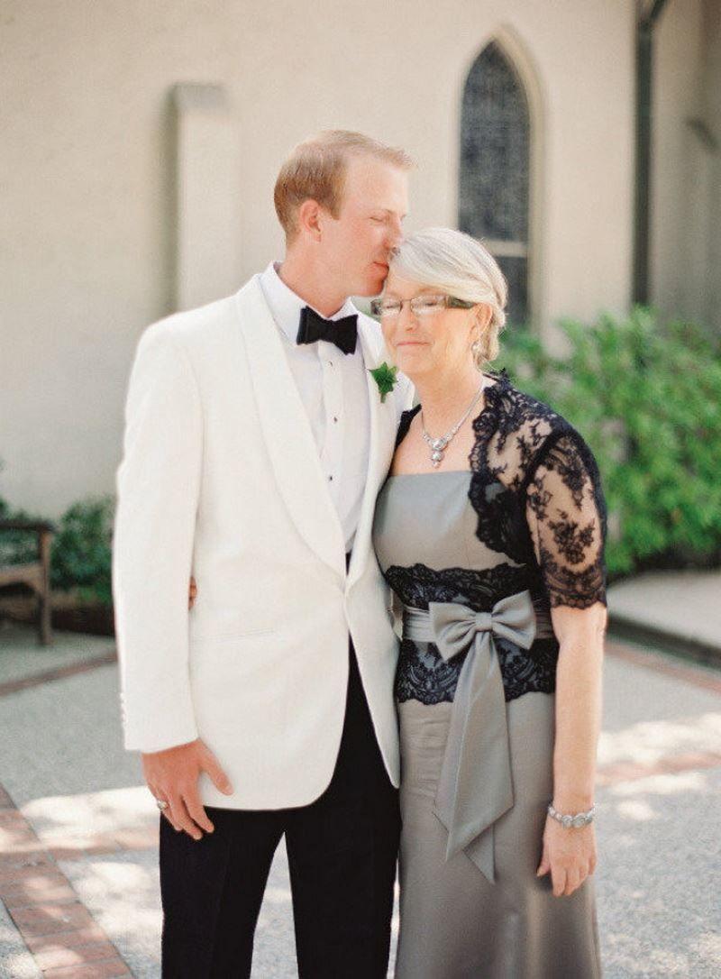 Мама жениха на Свадьбе, фото