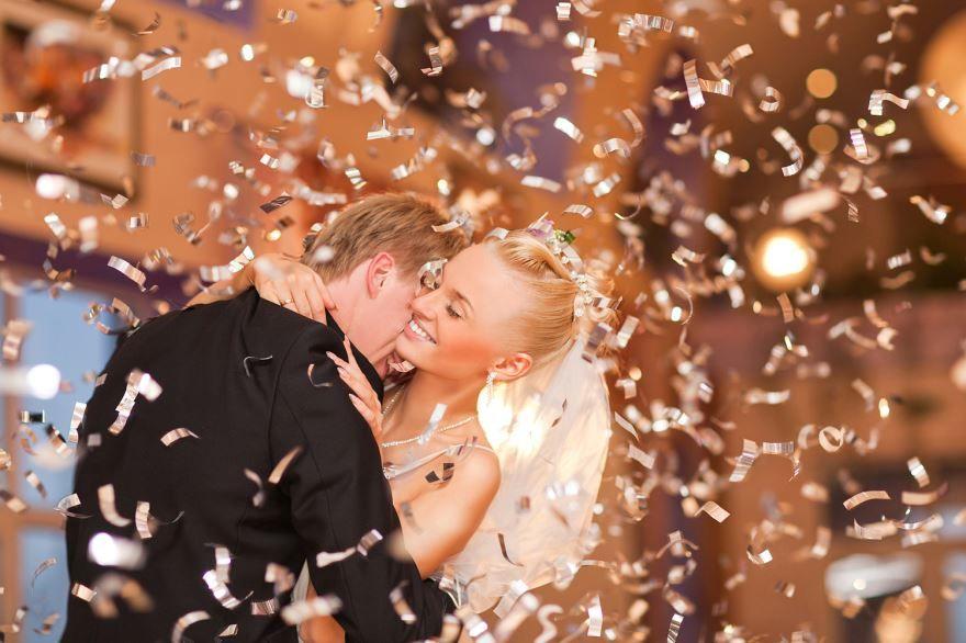 Прикольные Свадьбы