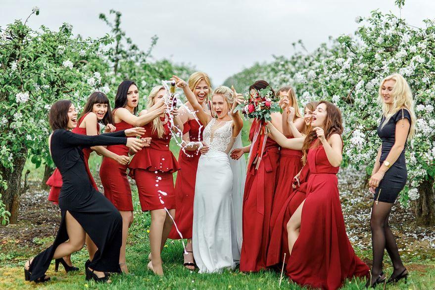Прикольные гости на Свадьбе