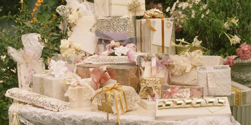 Дарим подарки на Свадьбу