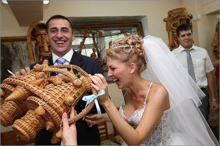 Что можно подарить на Свадьбу оригинальное?