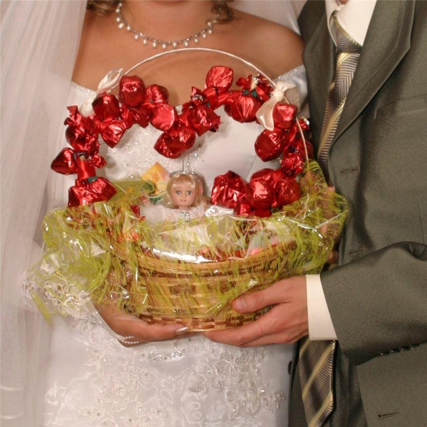 Что можно подарить на Свадьбу молодоженам?