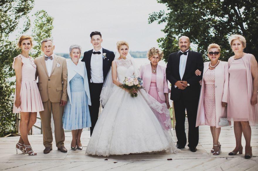Родители молодоженов на Свадьбе