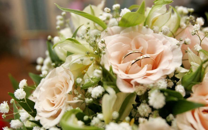 Скачать бесплатно красивую картинку со Свадьбой