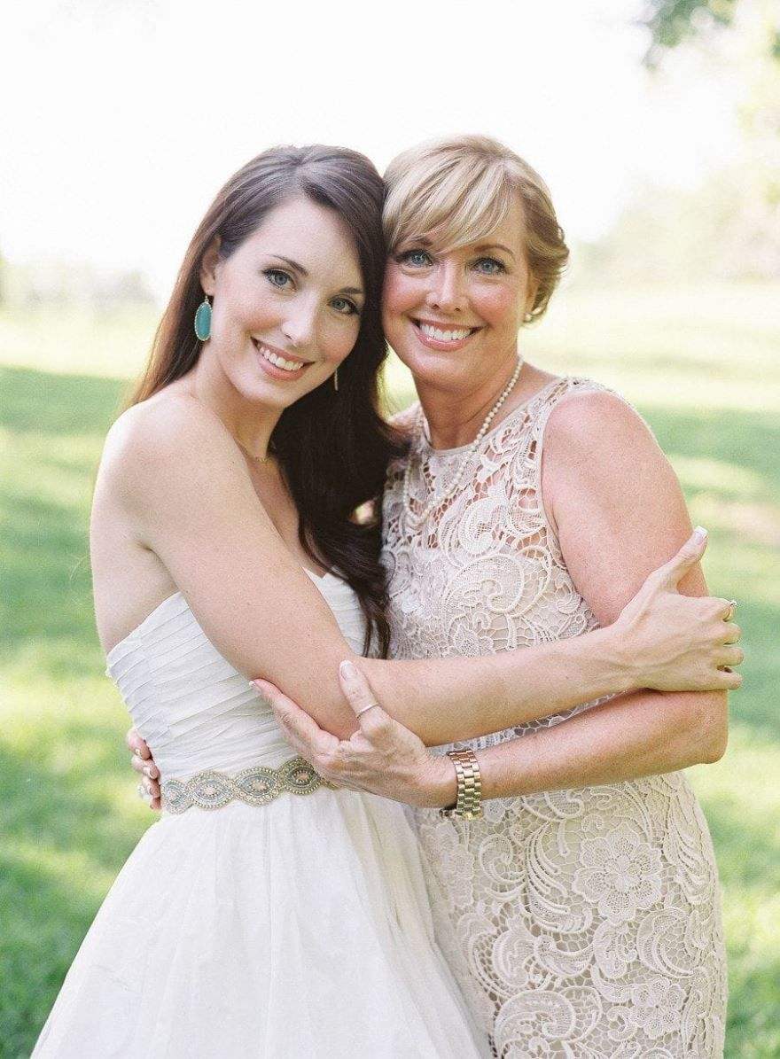Мать, дочь Свадьба