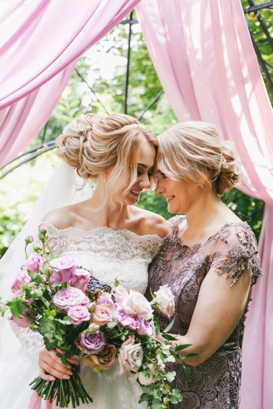 Платье на Свадьбу дочери, красивое фото