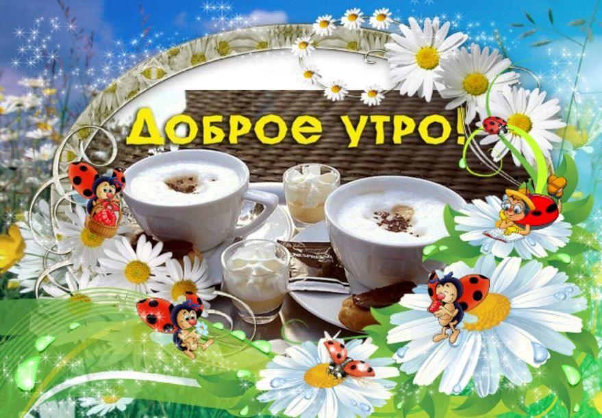 Доброе утро красивая скачать бесплатно