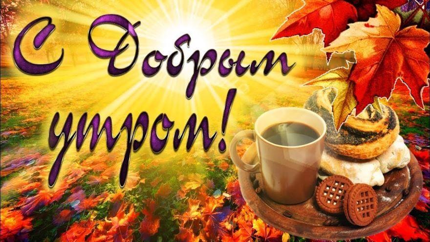 Скачать бесплатно доброе утро хорошего дня
