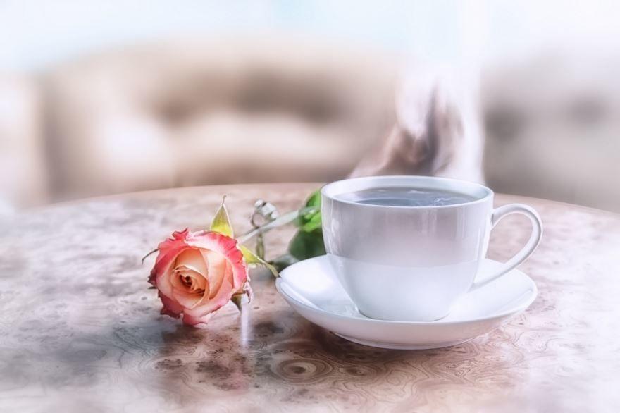 Доброе утро любимая картинки романтичные