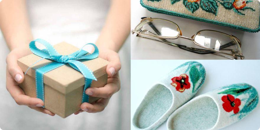 Идеи подарка бабушке
