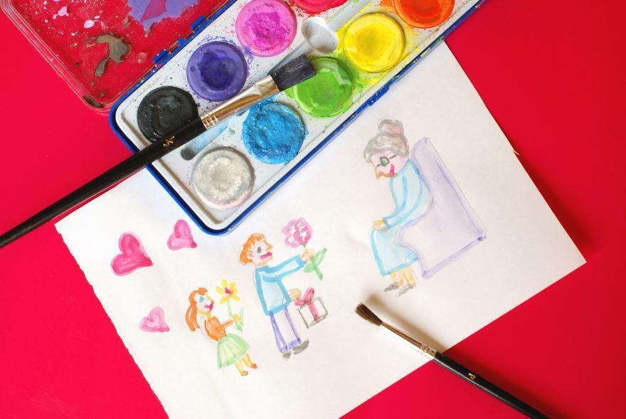 Подарки бабушке от ребенка
