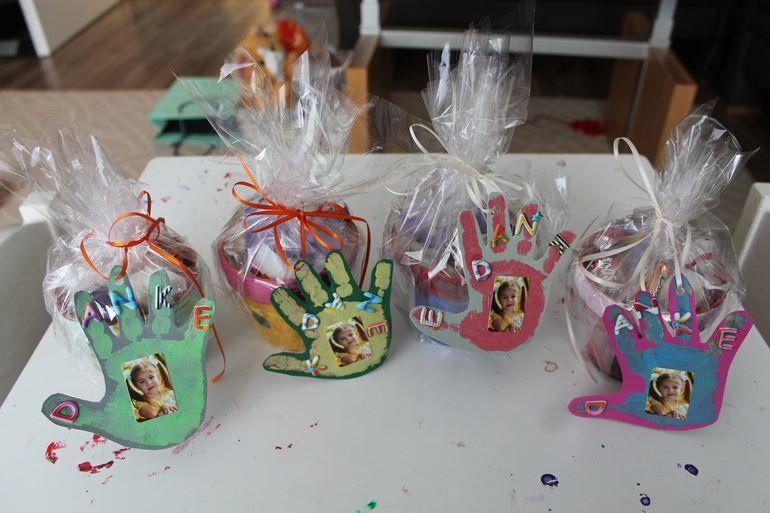 Подарки детскими руками