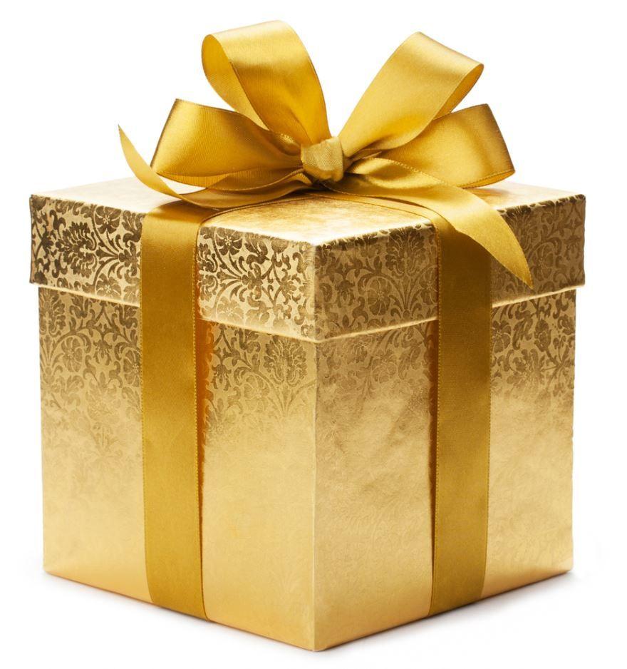 Красивые фото подарков