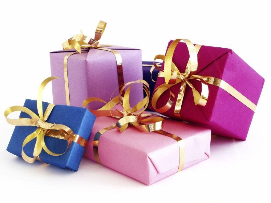 Красивые коробки для подарков