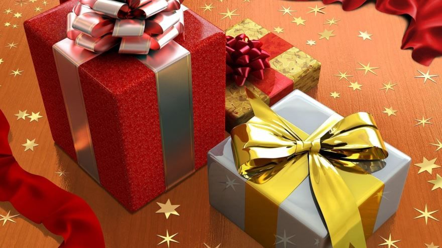 Красиво перевязать подарок
