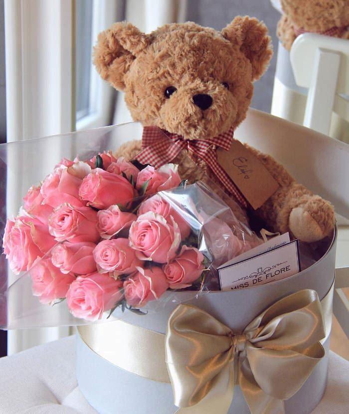 Подарок любимой девушке на День рождения