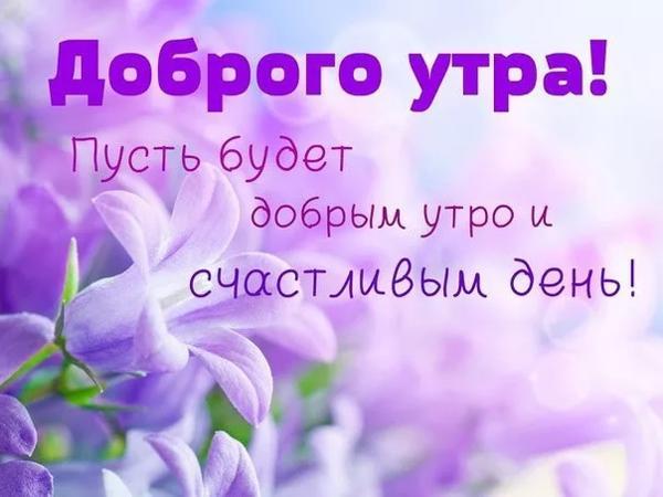 Доброе утро хорошего дня и прекрасного настроения картинки