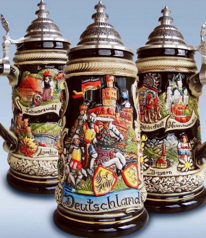Что привезти из Германии в подарок? Что привезти мужчине в подарок?