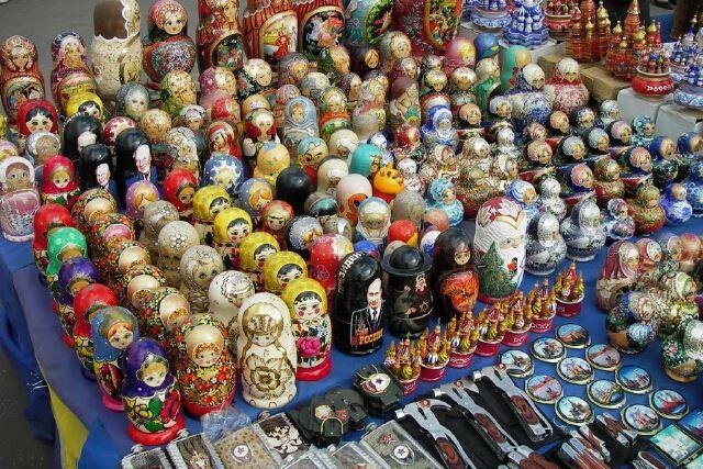 Что привезти Тайцам в подарок из России?