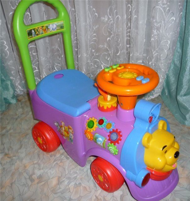 Подарок ребенку на 1 год мальчику