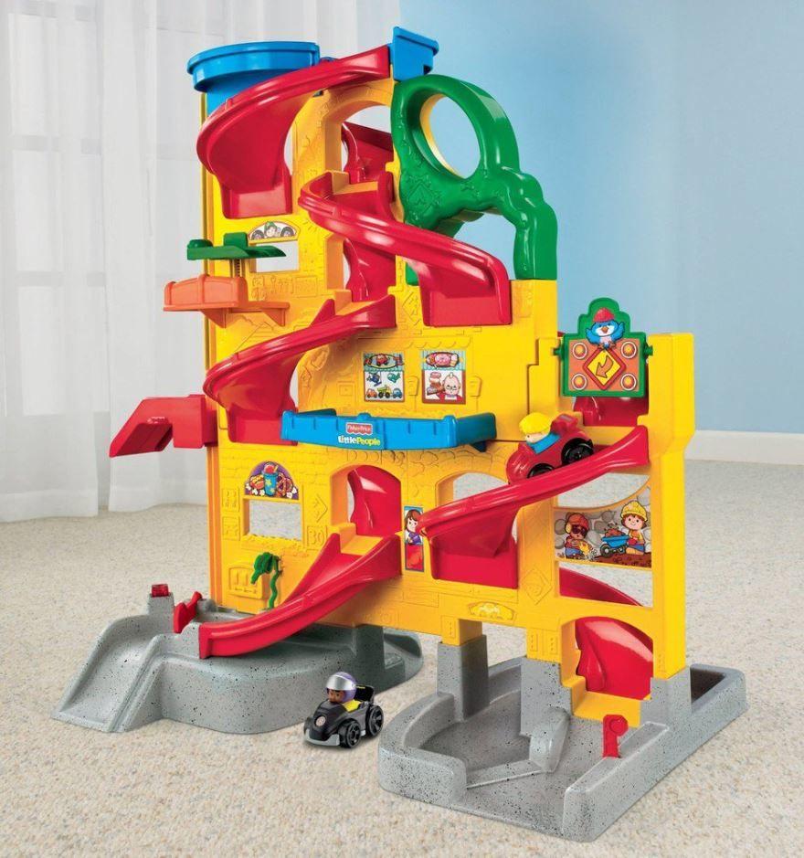 Подарок ребенку 3-4 лет