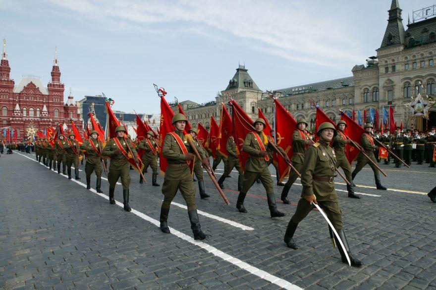 Парад, военные фото 9 мая