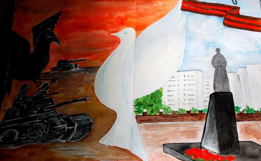 Рисунки на 9 мая День Победы