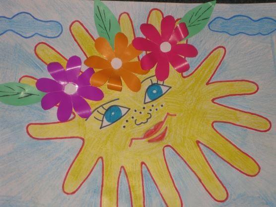 Рисунок на 1 июня карандашом