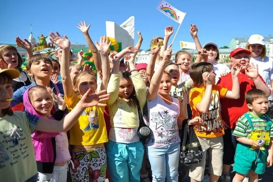 Фото 1 июня день защиты детей