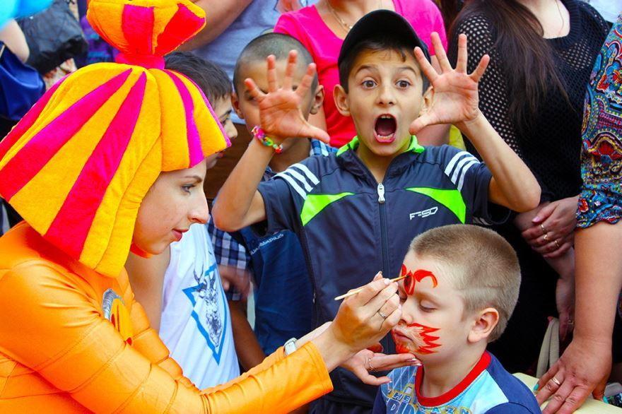 1 июня международный день защиты детей, мероприятия фото