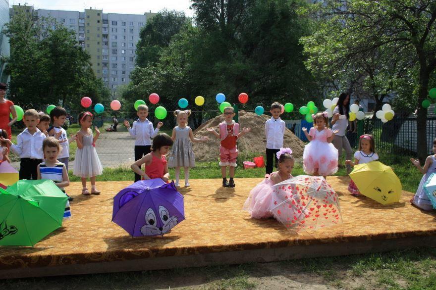 1 июня день детей в детском саду