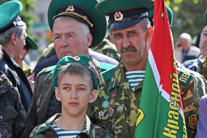 День пограничника, фото