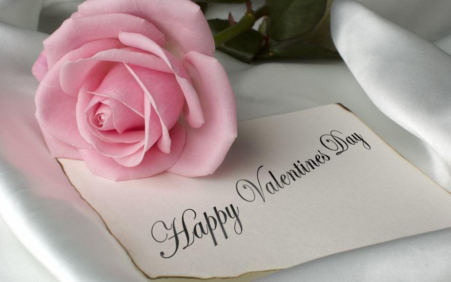 Картинка с праздником Днем Святого Валентина