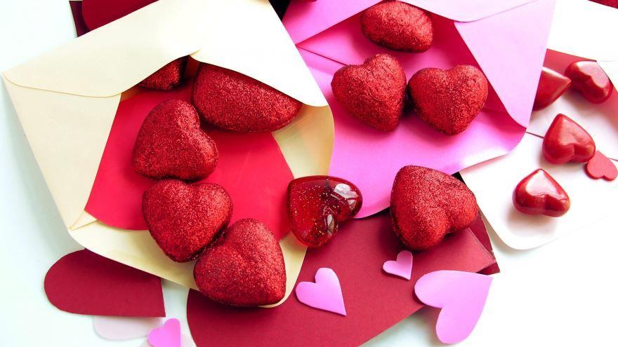 Праздник день Святого Валентина картинка