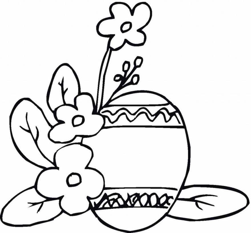 Раскраски на тему пасха для детей
