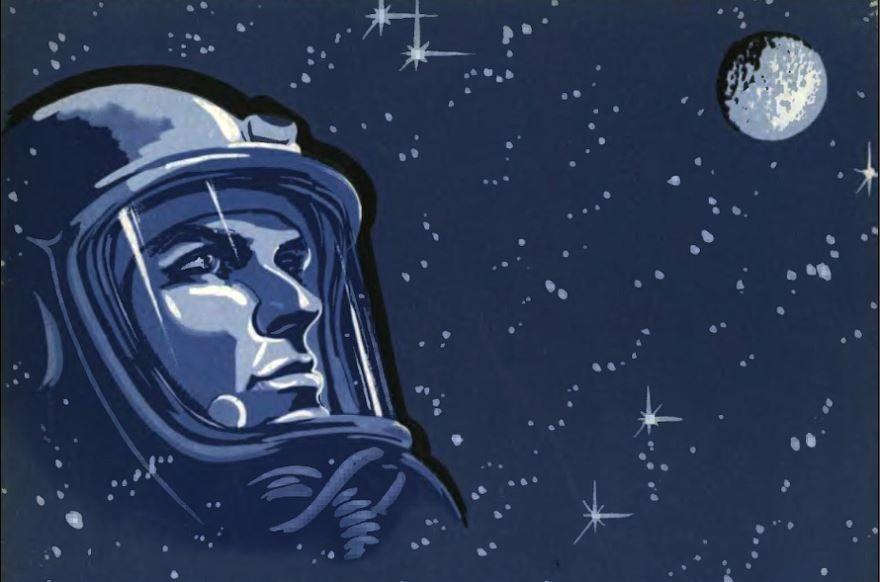 День космонавтики картинки