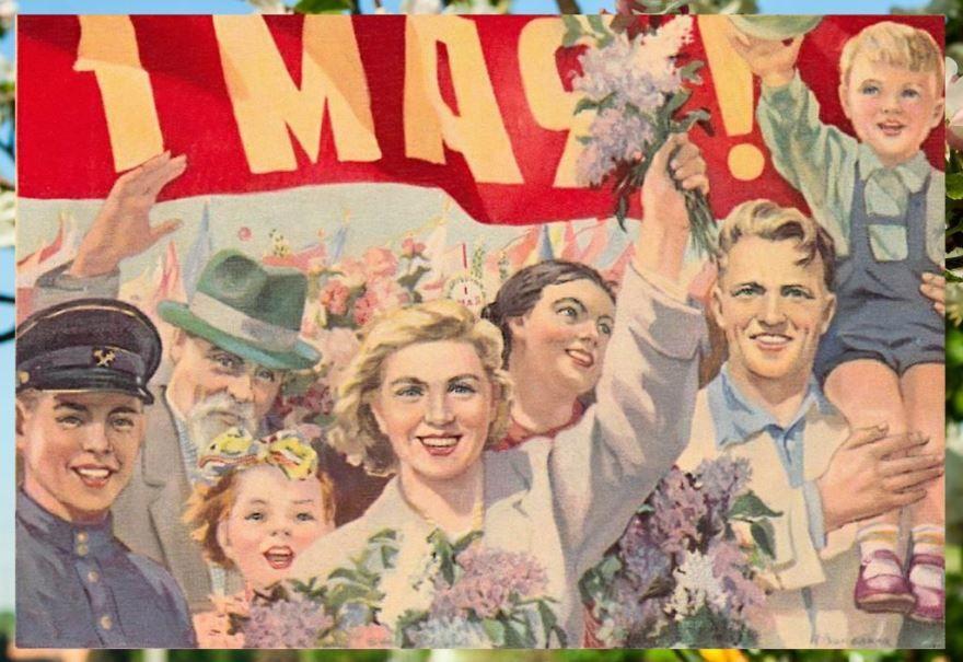 История праздника 1 мая