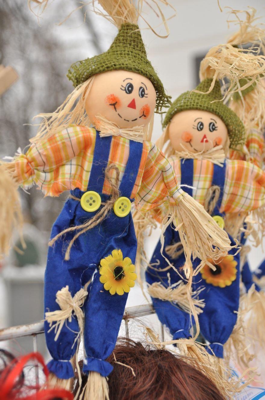 Фото кукол масленицы