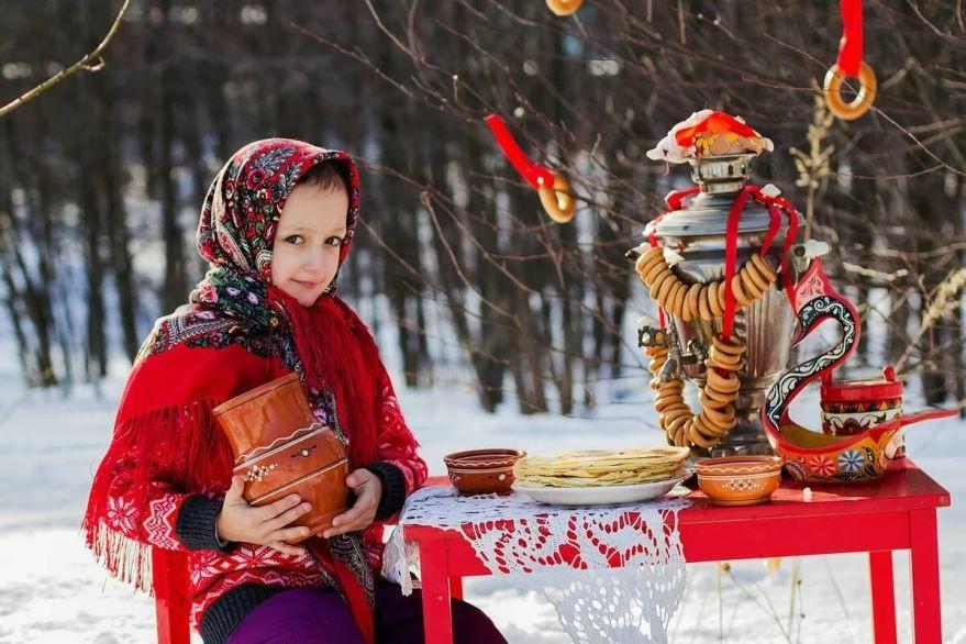Русский, народный праздник Масленица