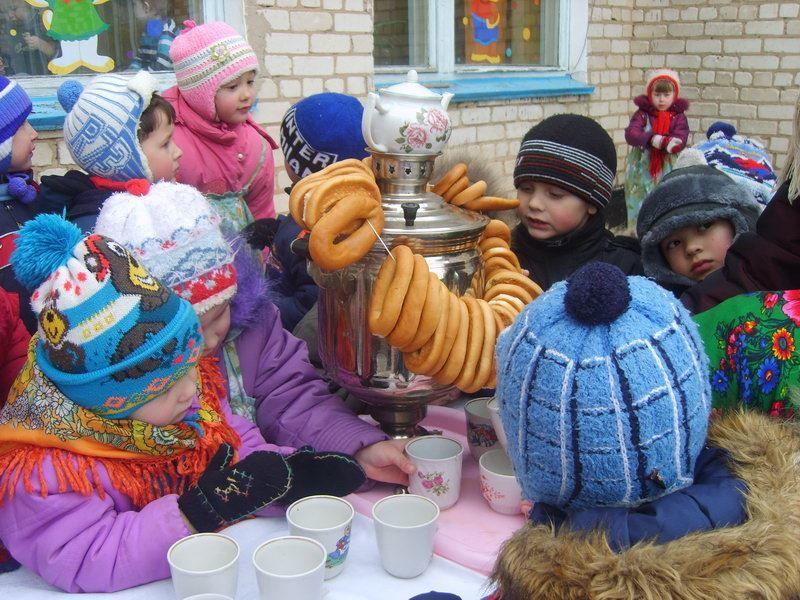 Фото масленица в детском саду