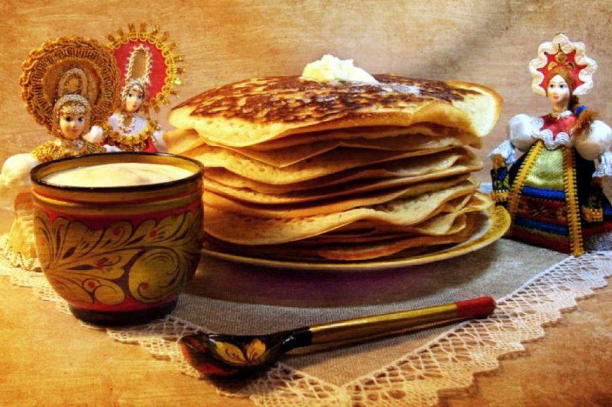 Православный праздник масленица