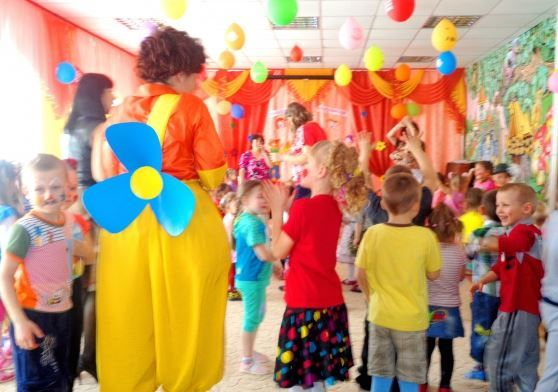 День смеха мероприятие для детей