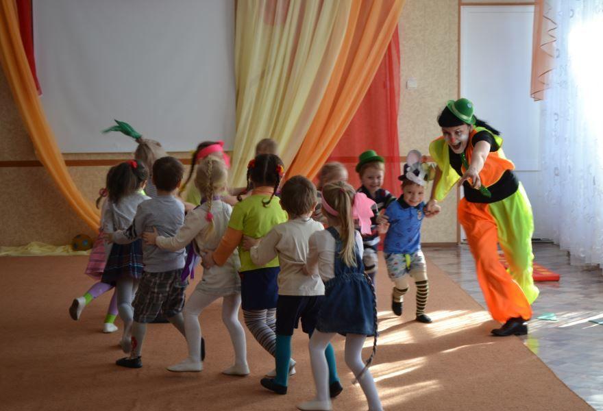 Конкурсы для детей в детском саду, фото