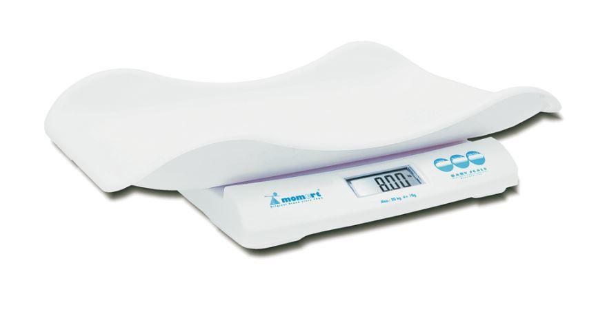 Подарок на рождение ребенка - электронные весы