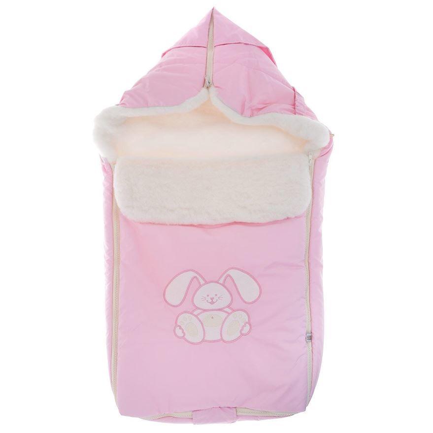 Подарок на рождение ребенка - теплый конверт