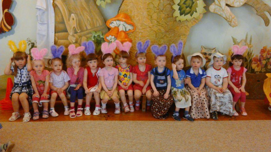 Фото день смеха в детском саду